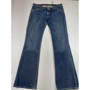 AG ADRIANO GOLDSCHMIED THE ANGEL BOOTCUT USA JEANS